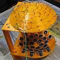MidLev acoustic levitator, David Pilling