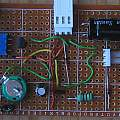 Wireless temperature sensor YX8018 power supply, David Pilling