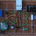 Wireless temperature sensor YX8018 power supply, David Pilling