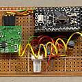Wireless temperature sensor, David Pilling