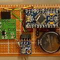 Temperature sensor, David Pilling